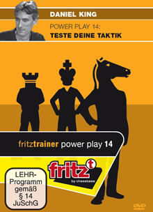 Power Play 14 - Teste Deine Taktik