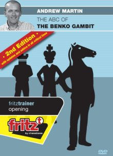 The ABC of the Benko Gambit 2nd Edition