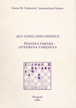 RUY LOPEZ - OPEN DEFENCE