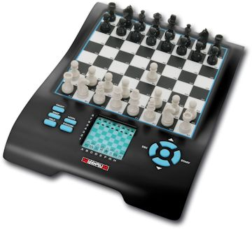 Schachcomputer Europe Chess Master II